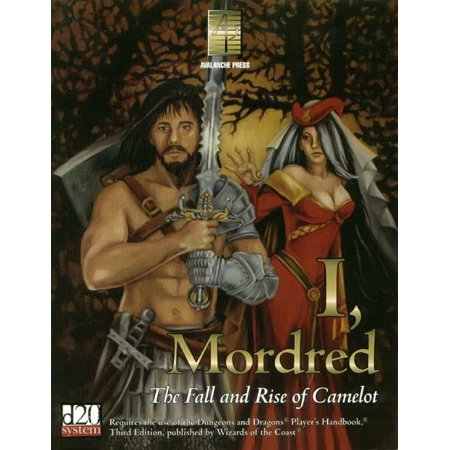I, Morded : The Fall and Rise of Camelot (D20) (The Rise And Fall Of Legs Diamond)