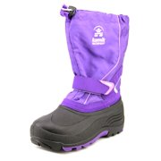 Kamik Sleet   Round Toe Synthetic  Snow Boot