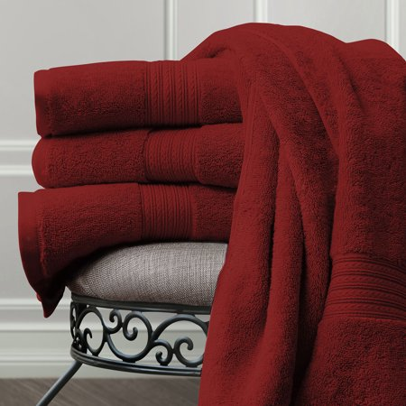 Luxor Linens Bliss Egyptian Cotton Luxury Towel Collection
