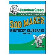 Jonathan Green 11970 Sod Maker Grass Seed, Kentucky Bluegrass, 3-Lbs. - Quantity 1