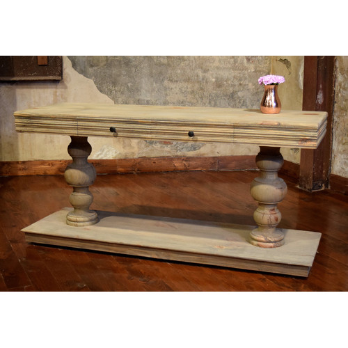 William Sheppee St. George Console Table
