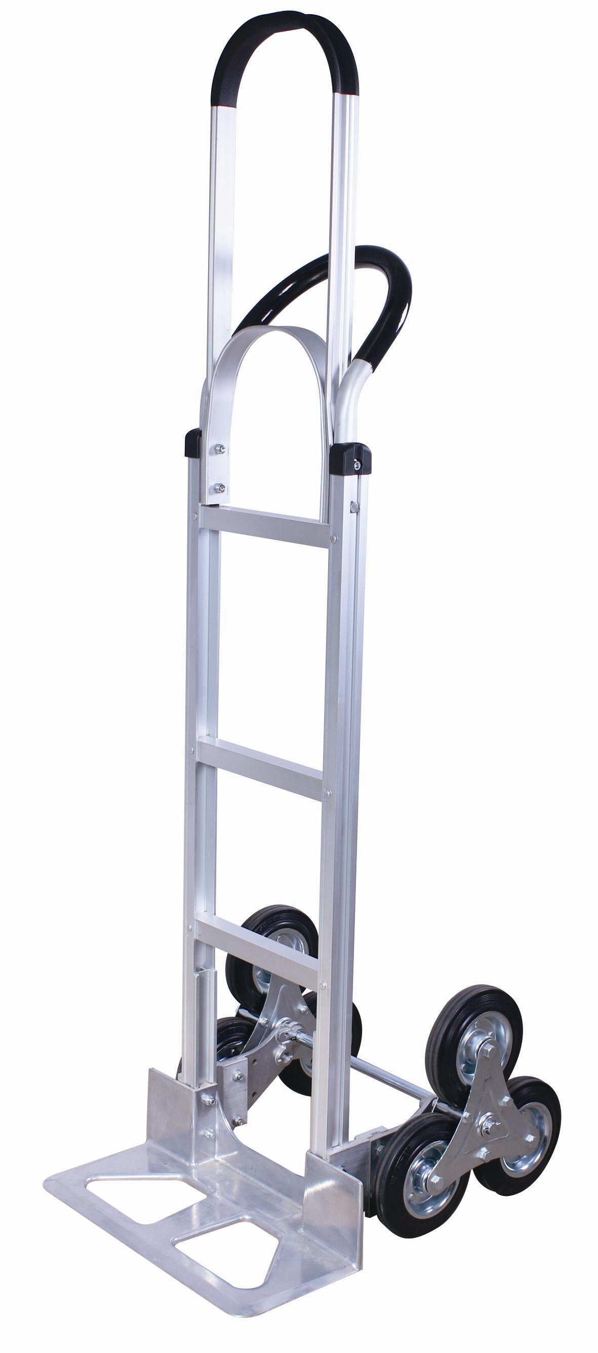 Tyke Supply Aluminum Stair Climber Hand Truck HS 33 6 Wheel Hand Cart