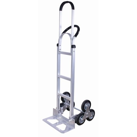 Tyke Supply Aluminum Stair Climber Hand Truck HS-33  6 wheel hand