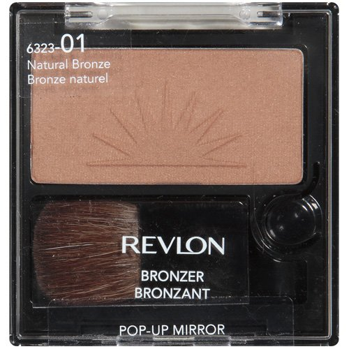 Revlon Bronzer 01 Natural Bronze Blush .18 G
