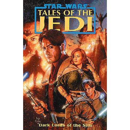 dark lords of the sith star wars tales of the jedi volume two