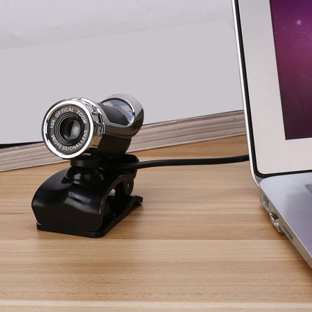 USB Computer HD Camera Video Free Drive with Microphone HD Webcam Camera - image 5 of 8