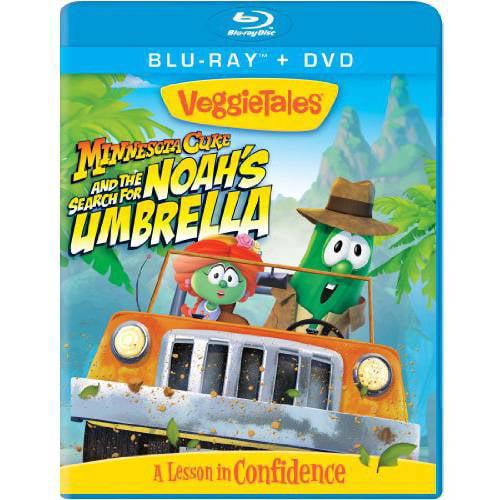 VeggieTales: Minnesota Cuke And The Search For Noah's Umbrella (DVD & Blu-ray Combo)