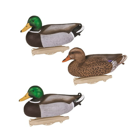 - Flambeau Storm Front Classic Mallard Decoys -12 Count 8030SUV