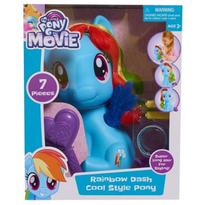 My Little Pony Rainbow Dash Styling Pony