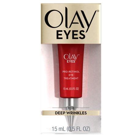 Olay Yeux Pro Traitement rétinol Crème contour des yeux pour les rides, 15 ml