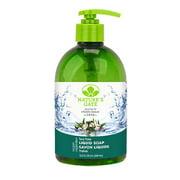 Tea Tree Velvet Moisture Liquid Soap Nature's Gate 12 oz Liquid