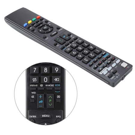 Ejoyous TV Remote Control for SHARP,Remote Control,Universal