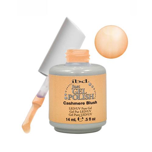 IBD Just Gel 0.5oz Soak Off Nail Polish Pink, CASHMERE BLUSH, 56512