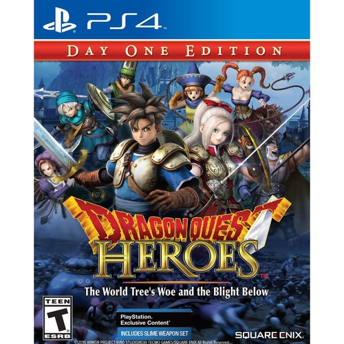 Dragon Quest Heroes (PS4)