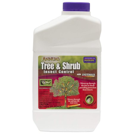 037321006091 Annual Tree & Shrub Drench Concentrate Multiple Insects Qt, Quart By Bonide