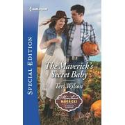 The Maverick's Secret Baby - eBook