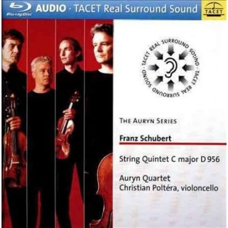 FRANZ SCHUBERT: STRING QUINTET C MAJOR D 956 (Schubert String Quintet In C Major 2nd Movement)