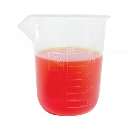 Halloween Science Beakers (American Educational 7-100-050 Polypropylene Graduated Beaker for Science)