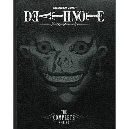 Death Note The Complete Series Widescreen Walmart – Death Note