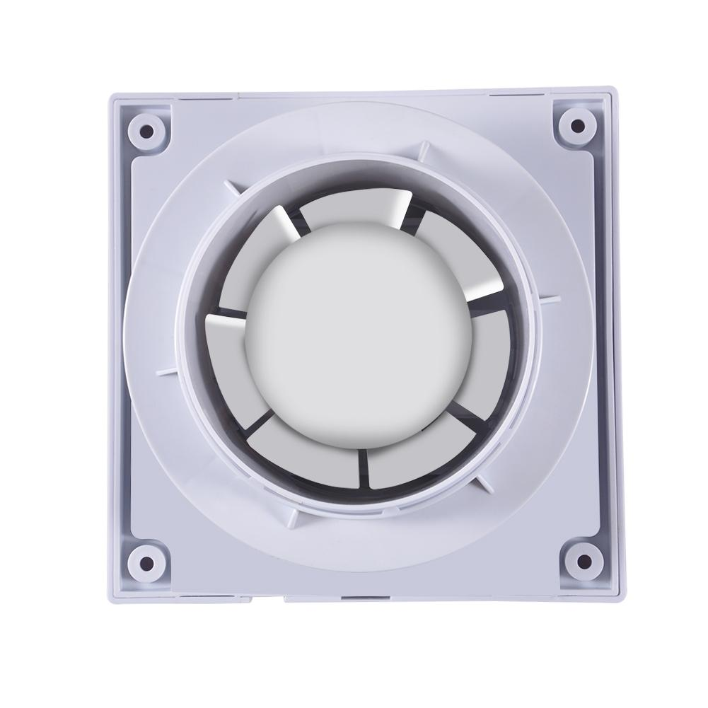 HERCHR Extractor Fan, 110V Wall-Mounted Shutter
