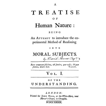 a treatise of human nature english edition