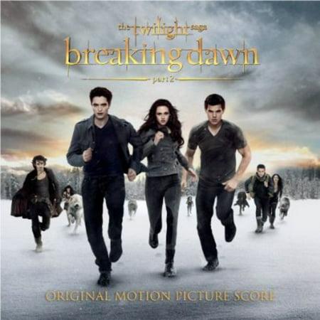 Twilight Saga: Breaking Dawn PT 2 (Score) Soundtrack