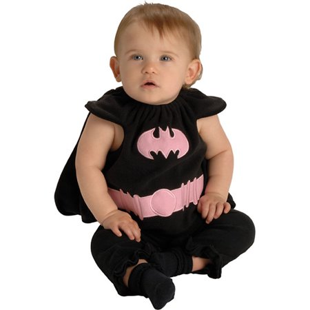 Baby Batgirl Costume Rubies 885107 - Cute And Clever Halloween Costumes