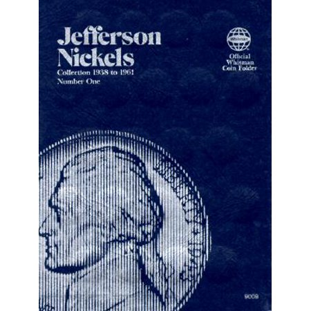 - Coin Folders Nickels : Jefferson, 1938-1961