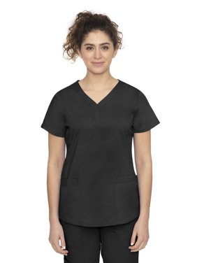 Healing Hands Purple Label Women's Jane 2-Pocket Scrub Top