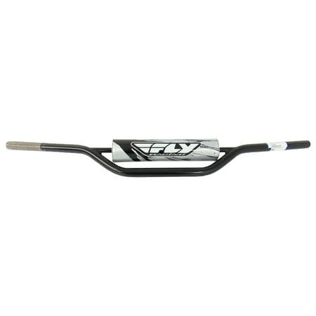 Fly Racing Handle Bars Dirt Bike ATV 7/8 1010 Carbon Steel CR High (High Performance Carbon)