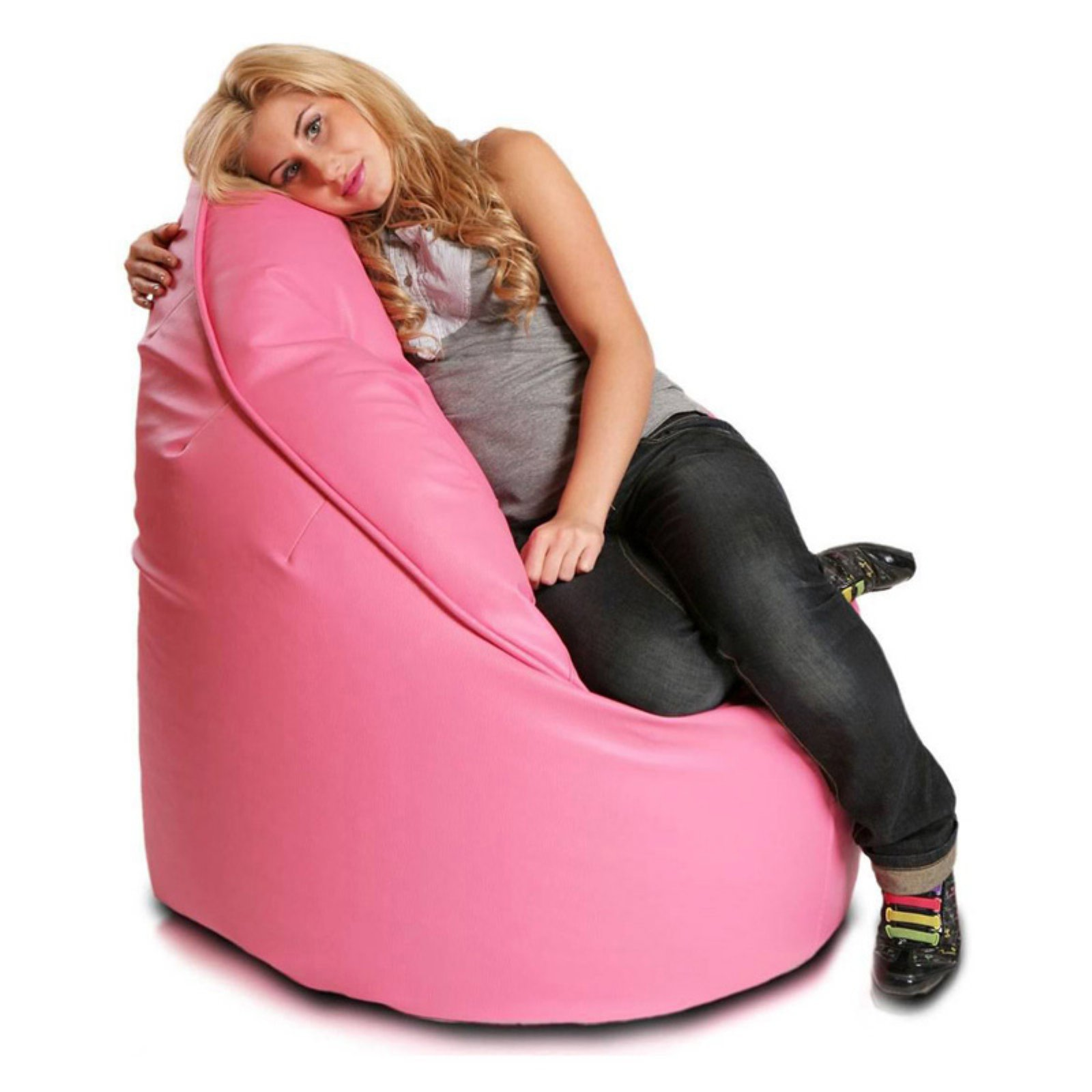 Turbo Beanbags Leader Large Bean Bag Chair