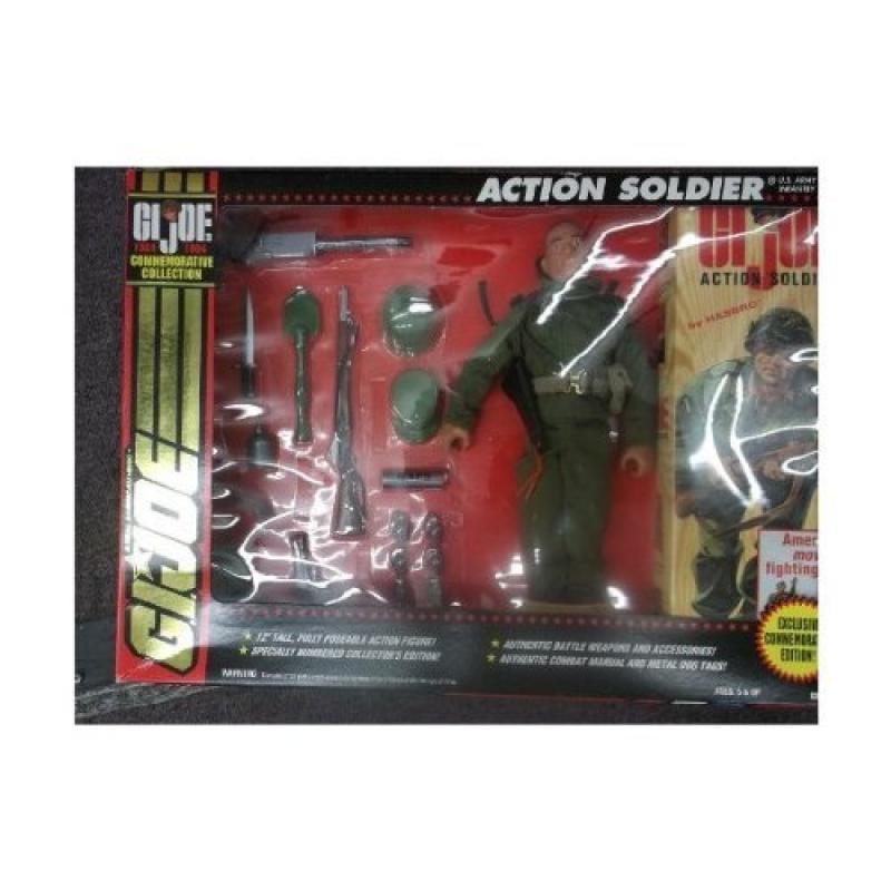 G.I. Joe 30th Anniversary Commemorative Collection Redhea...