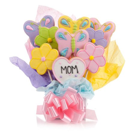 - Mother's Day Cookie Bouquet