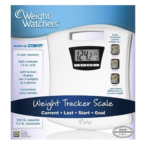 Weight Watchers Weight Tracker Scale 1 ea (Pack of 3)