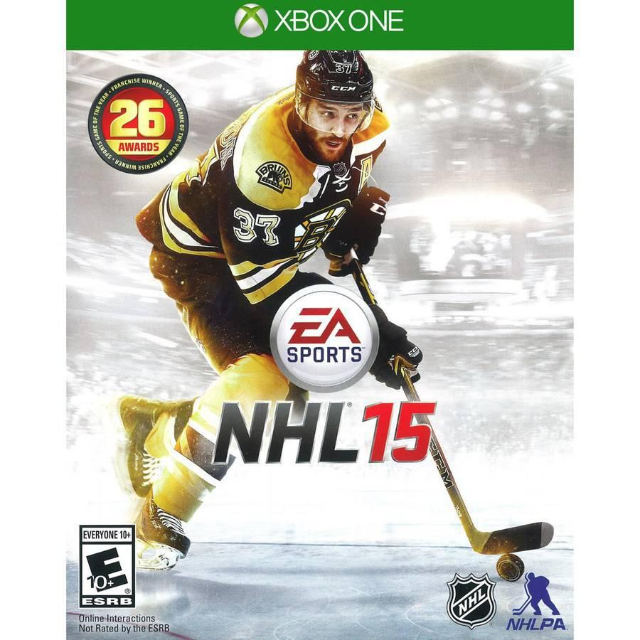NHL 15 (Xbox One) Electronic Arts, 14633367591 - Walmart