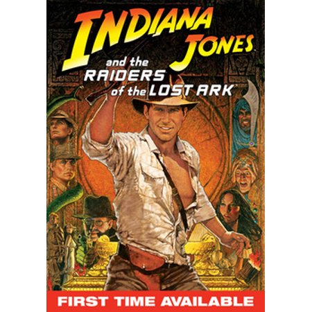 Raiders of the Lost Ark (DVD)