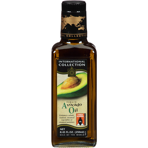 International Collection Virgin Avocado Oil, 8.45 fl oz, (Pack of 6)