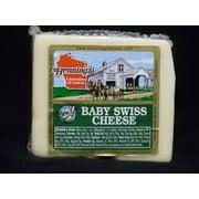 Henning's Baby Swiss Cheese