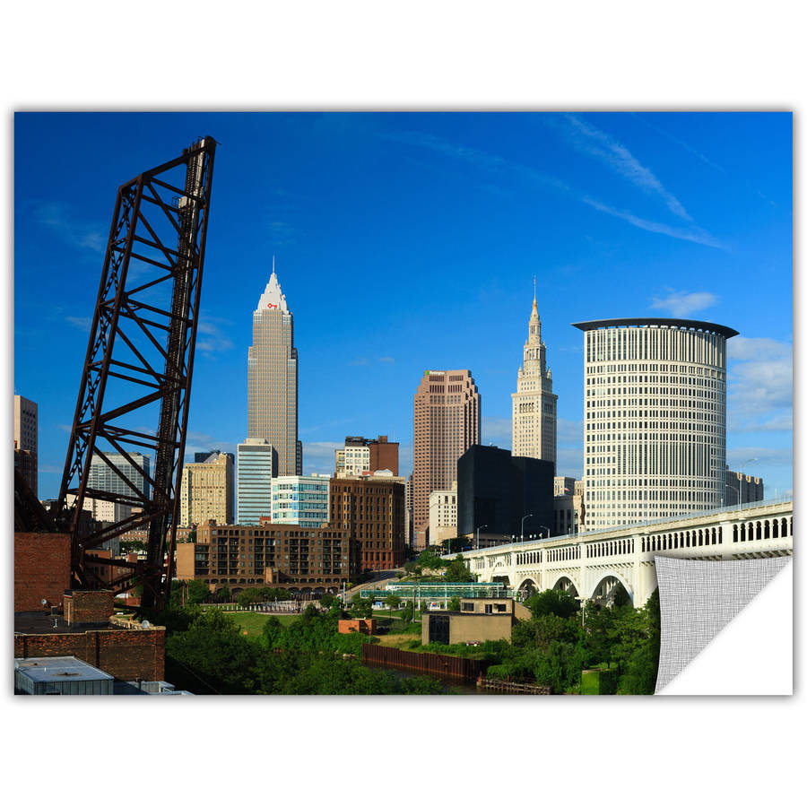 "Cody York ""Cleveland 13"" Removable Wall Art Graphic"