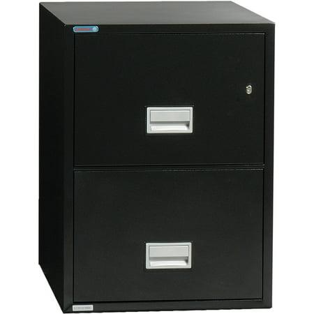 2 Hr Fireproof File (Phoenix Vertical 31 inch 2-Drawer Legal Fireproof File Cabinet)