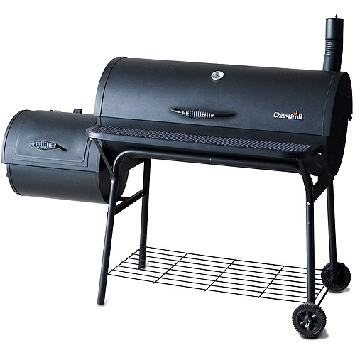 Char Broil Offset Charcoal Smoker