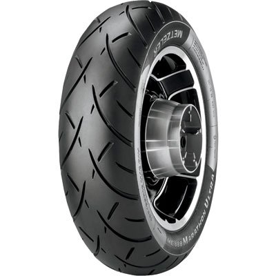 Metzeler ME888 Marathon Ultra Rear Motorcycle Tire 150/80B-16 (77H) Black Wall for Indian Chief Blackhawk Dark 2011