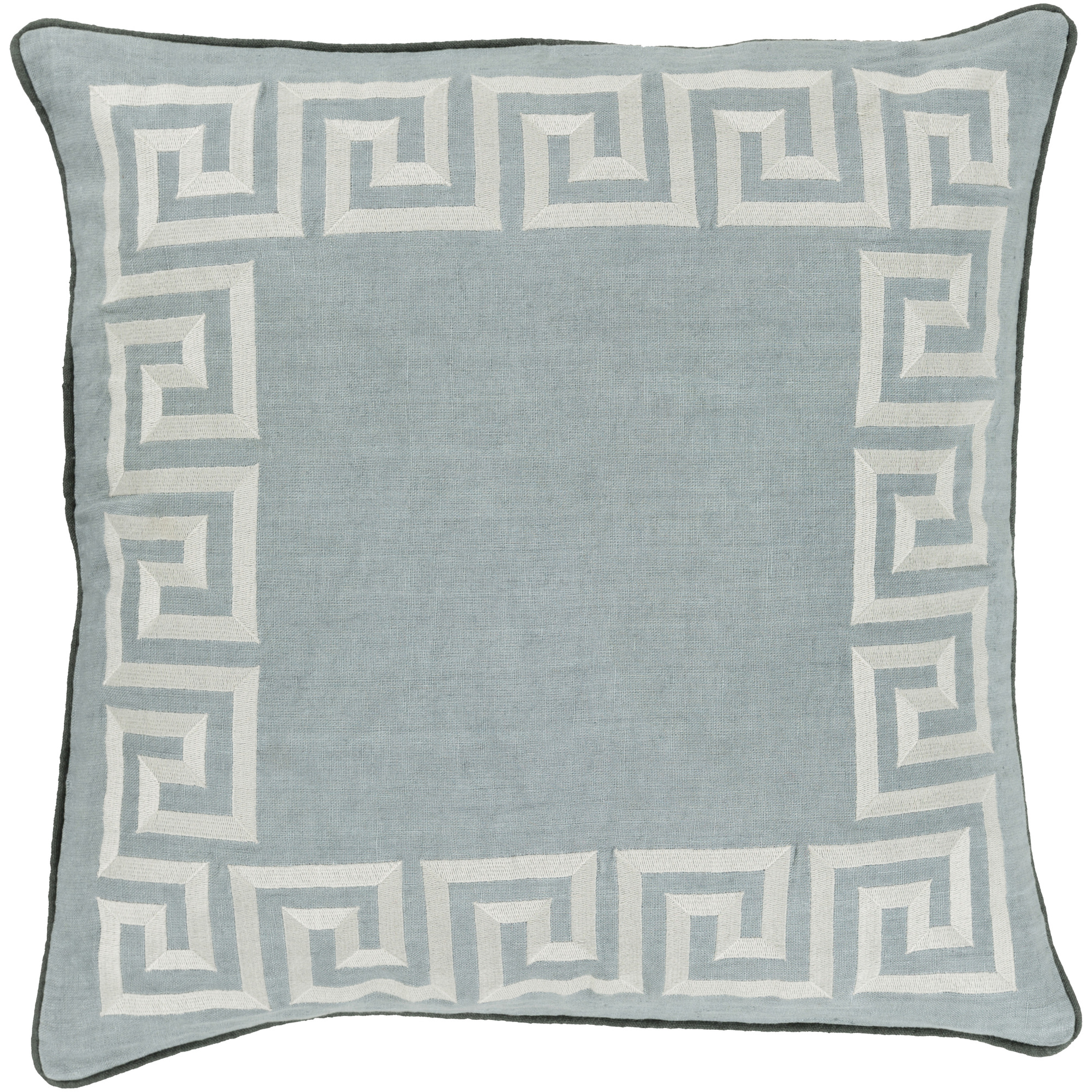 "Art of Knot Cesena 18"" x 18"" Pillow Cover"