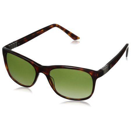 TAG Heuer Legend 9382 Unisex 54mm Lens Acetate Frame Sunglasses - Made in France-Tortoise Brown / (French Made Sunglasses)