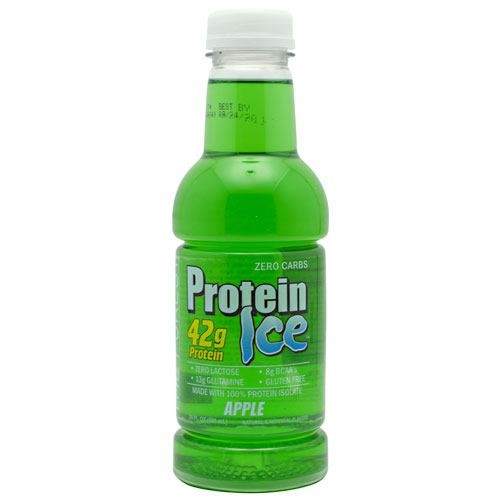 Image of Advance Nutrient Science Protein Ice, Apple, 20 Fl Oz, 12 Ct