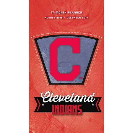 Mlb Cleveland Indians  Monthly Pocket Planner