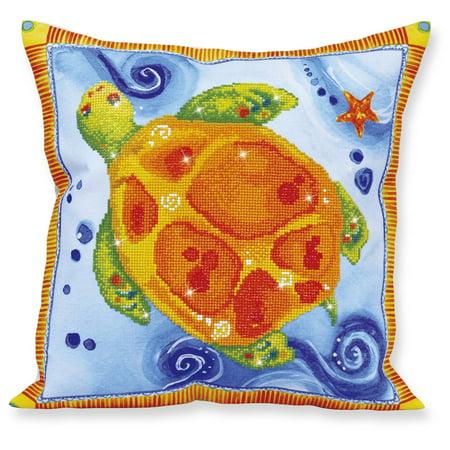 Diamond Dotz Turtle Journey Advanced Pillow Kit