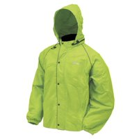Frogg Toggs Outerwear Road Toad Rain Jacket Hi-Vis S  FT63133-48-SM