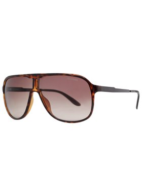 b5d1bd78f4 Product Image Carrera New Safari KME J6 Havana Choco Brown Mirrored Unisex Aviator  Sunglasses