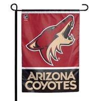 "Arizona Coyotes WinCraft 12"" x 18"" Double-Sided Garden Flag"